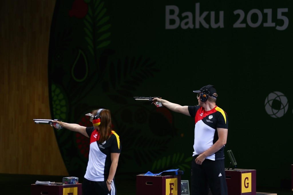 Mixed team events featured on the programme of the Baku 2015 European Games ©Getty Images