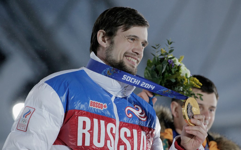 Alexander Tretiakov is one of four Russian skeleton athletes being investigated ©Getty Images