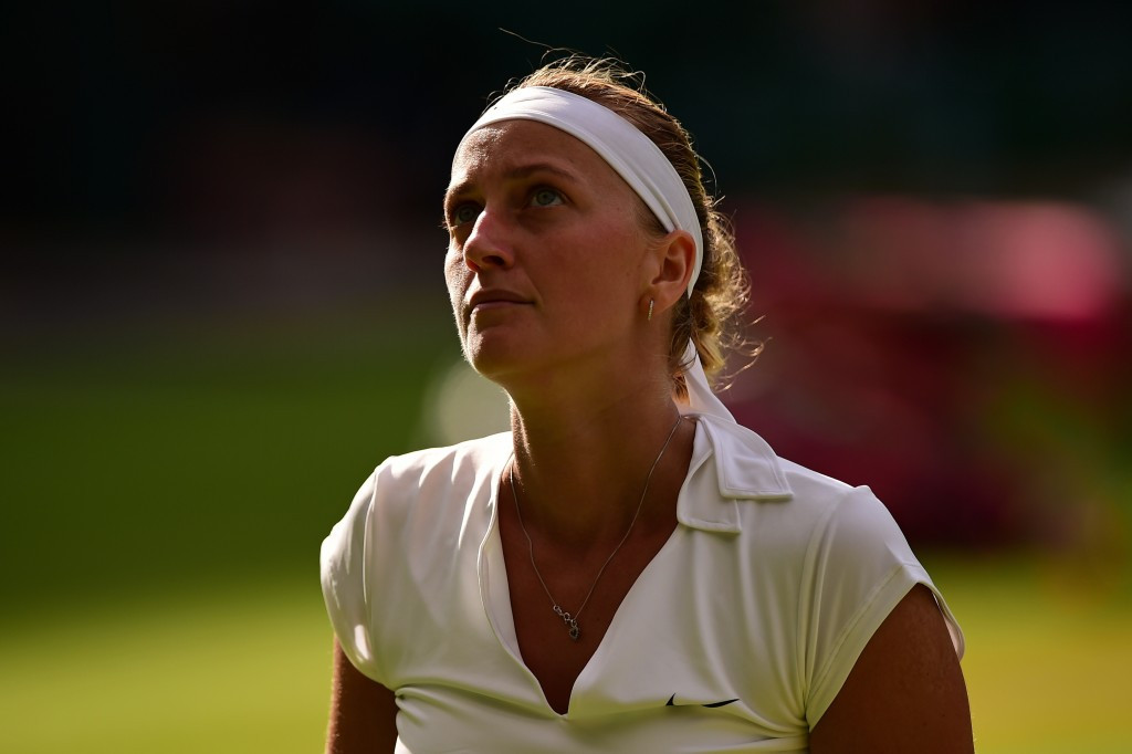Defending champion Kvitova suffers shock third round defeat at Wimbledon