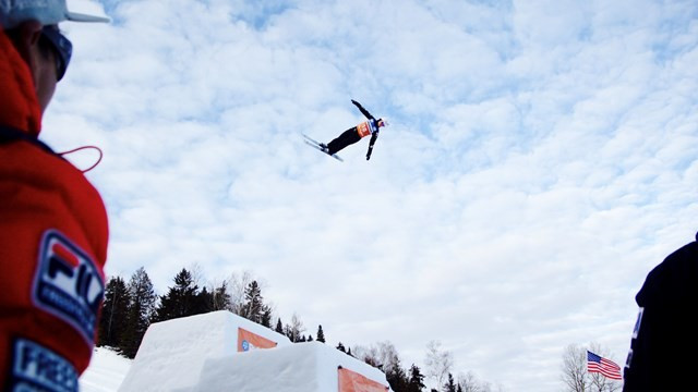 Caldwell and Kushnir claim FIS Aerials World Cup spoils in Lake Placid