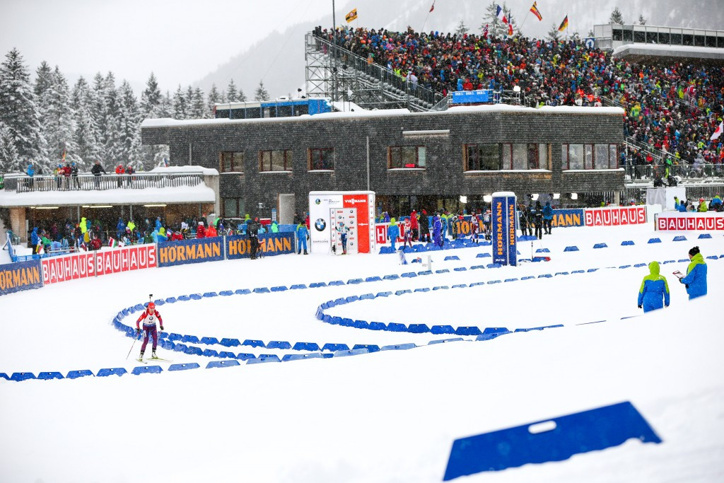 The letter was reportedly signed during the ongoing Ruhpolding World Cup ©Getty Images