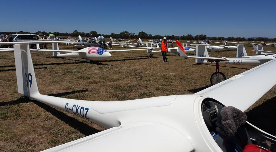Action cancelled again at World Gliding Championships as details on mid-air collision emerge