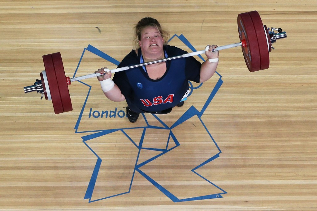 Women's events are now an integral part of weightlifting ©Getty Images