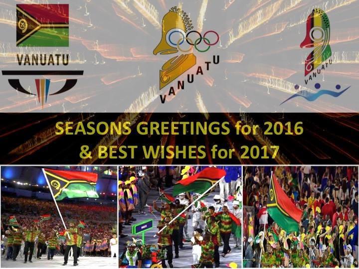 Vanuatu are seeking to improve upon their sporting success in 2016 ©VASANOC/Twitter