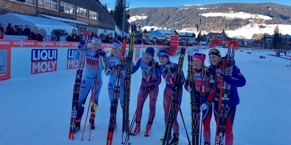 Matveeva adds team title on successful weekend at FIS Cross-Country World Cup