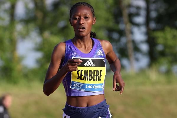 Teferi and Ayalew victorious at IAAF Cross Country Permit in Seville