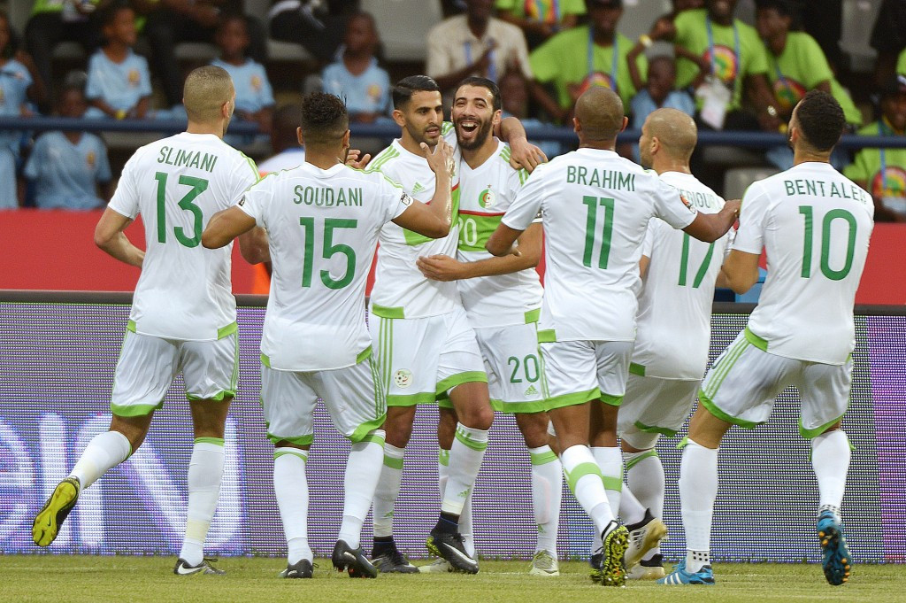 Algeria deny Zimbabwe victory at 2017 Africa Cup of Nations