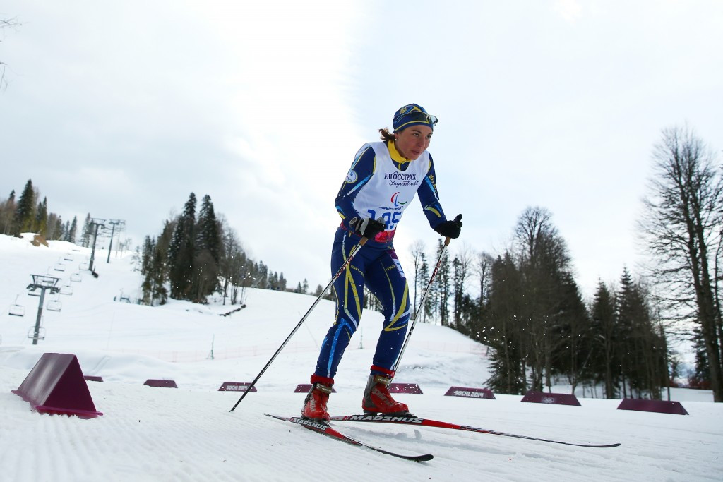 Shyshkova leads Ukrainian domination at IPC Para-Nordic World Cup