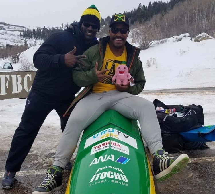 Jamaican bobsleigh team launch crowdfunding campaign to raise money to hire coach