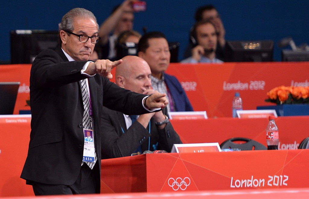 """IJF head refereeing director Juan Carlos Barcos says the world governing body can be """"optimistic"""" after the first implementation of its new rules at the 2017 African Open in Tunis ©Getty Images"""