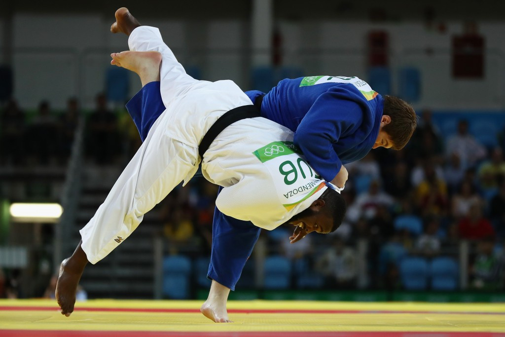 The International Judo Federation published new rules that will apply for the Tokyo 2020 Olympic cycle last month ©Getty Images