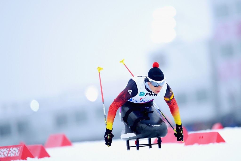 Eskau claims third win at IPC Para-Nordic World Cup in Western Center
