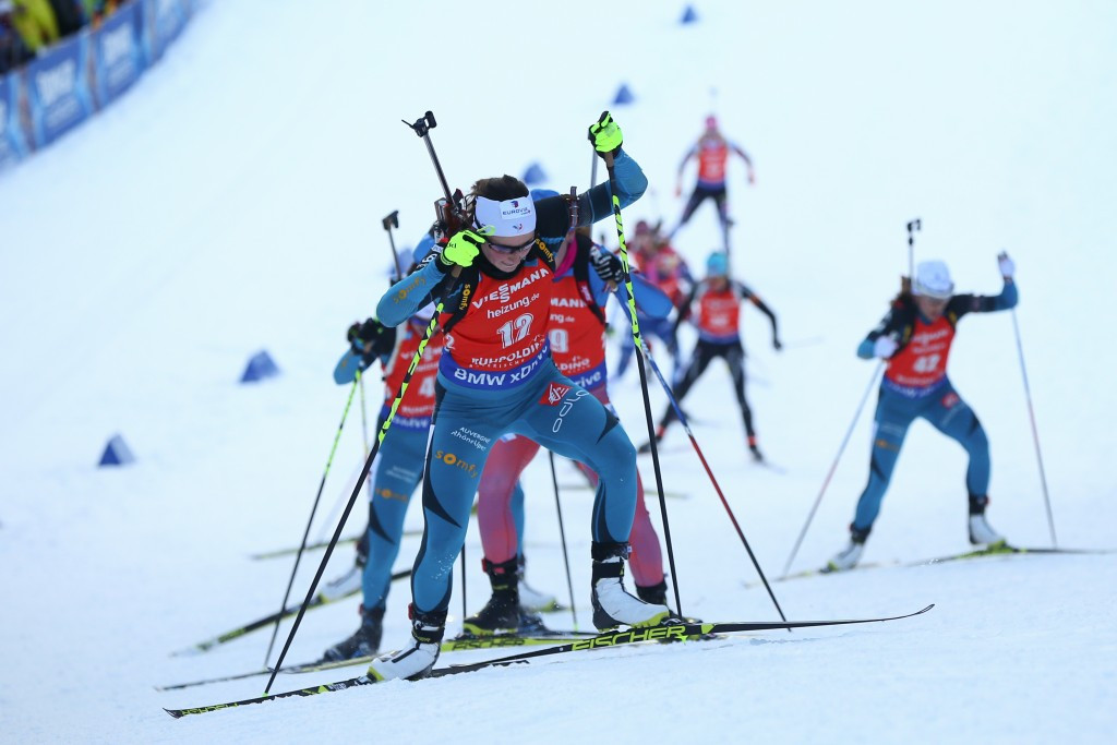 Biathlon is one sport in which decisions are expected soon on Russian eligibility ©Getty Images