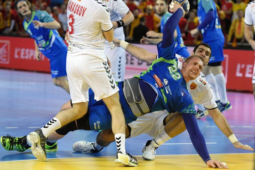 Slovenia reach last 16 at World Handball Championships after third win