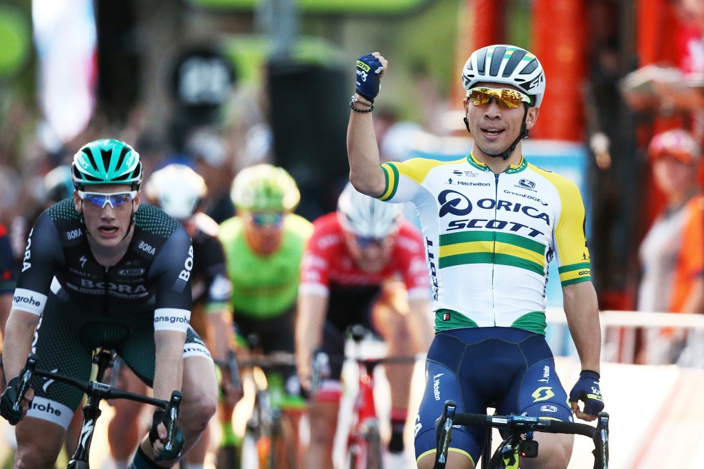 Ewan wins opening stage of Tour Down Under for second straight year