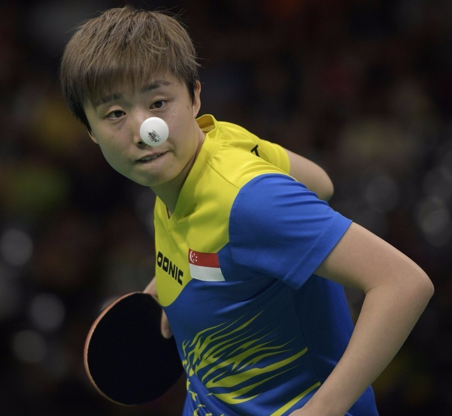 First players for new Asia-Pacific table tennis league announced