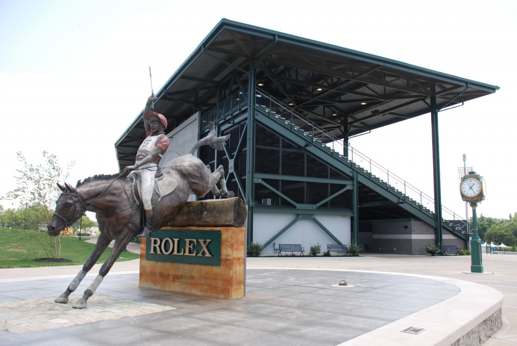 Lexington withdrawal leaves Samorin as sole candidate for 2022 World Equestrian Games