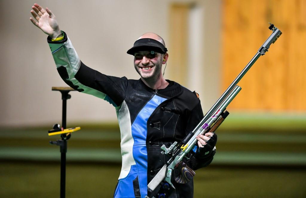 Campriani and Korakaki win ISSF Shooter of the Year awards