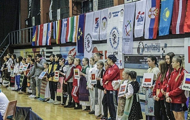 Nations Cup in Serbia first women's boxing competition to adopt new AIBA laws