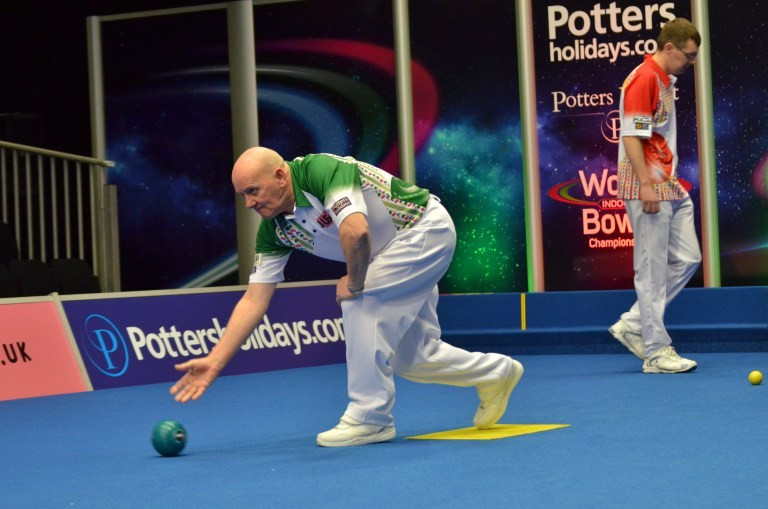 Scottish 71-year-old claims shock victory at World Indoor Bowls Championships