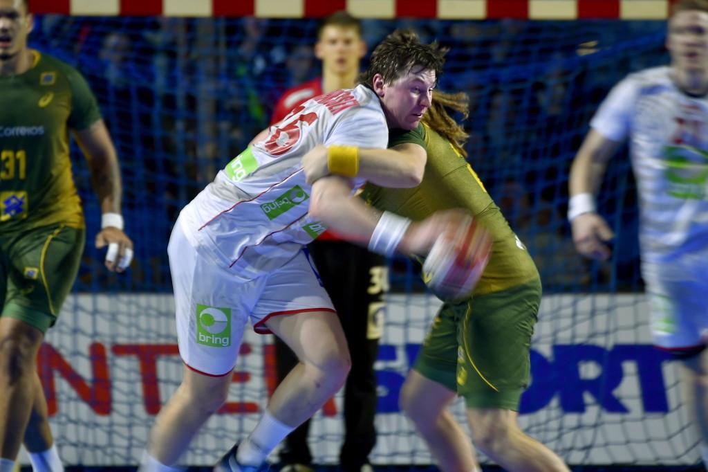 Norway and Germany seal last 16 spots at World Handball Championships