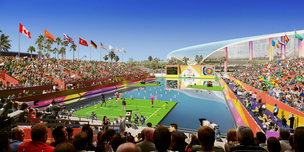 Los Angeles 2024 release final three proposed venues for Olympics