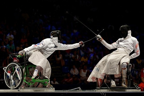 Sharjah to host 2015 IWAS Wheelchair Fencing Under-23 and Under-17 World Championships and Asia World Cup