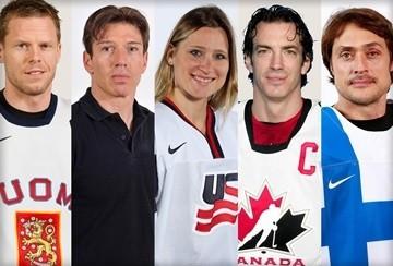 Ruggiero among latest batch of inductees into IIHF Hall of Fame