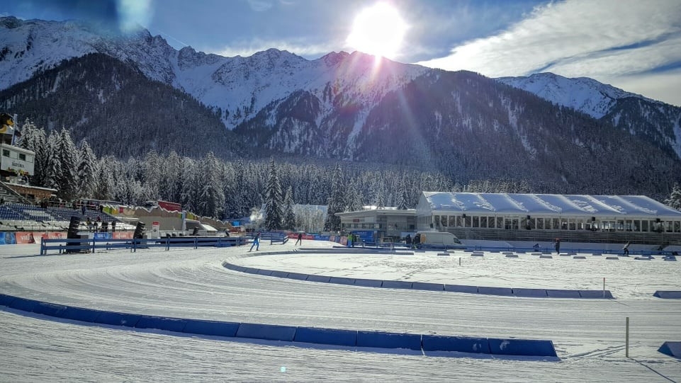 Competition in Antholz gets underway with the women's 15km individual race tomorrow ©IBU