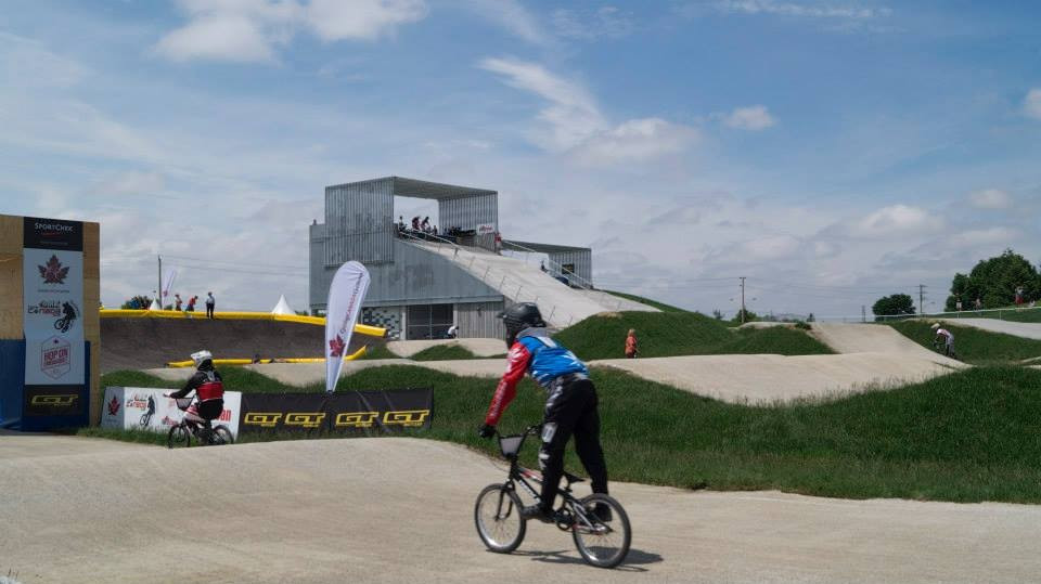Toronto 2015 officially open Centennial Park Pan Am BMX Centre ahead of Pan American Games