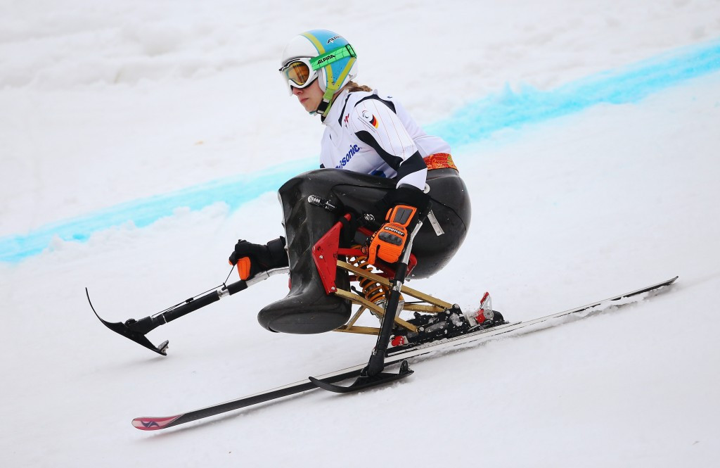 Schaffelhuber and Canadian duo win as IPC Alpine Skiing World Cup opens
