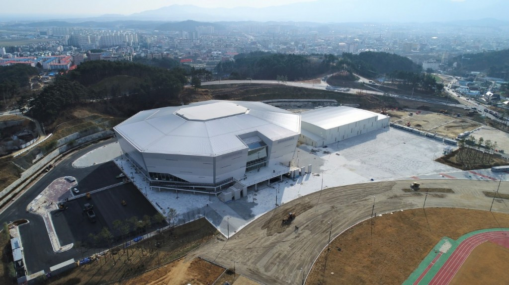 Pyeongchang 2018 President claims excitement building for ...