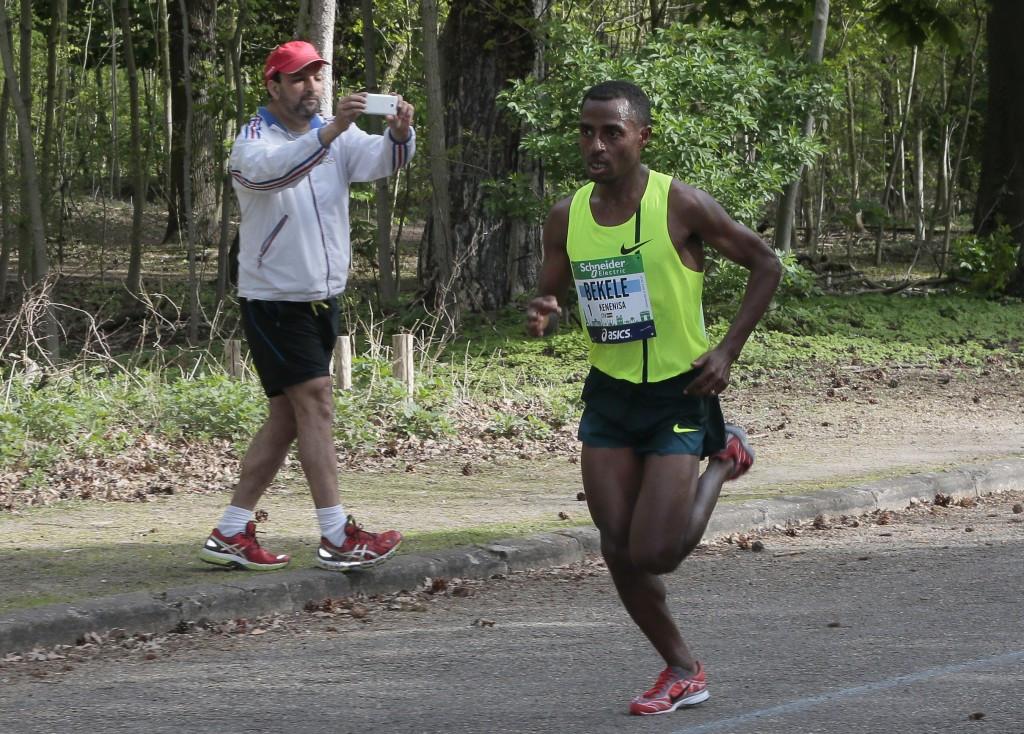 Bekele targets world record at Dubai Marathon