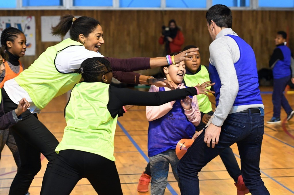 Paris 2024 launches new youth programme with UNICEF