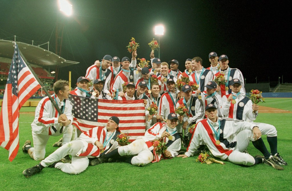 Dan O'Brien Sr played a part in the United States winning the Olympic title at Sydney 2000 ©Getty Images