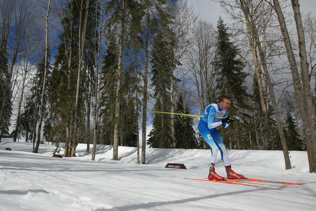 Lukyanenko achieves first win since Sochi 2014 at IPC Para-Nordic World Cup