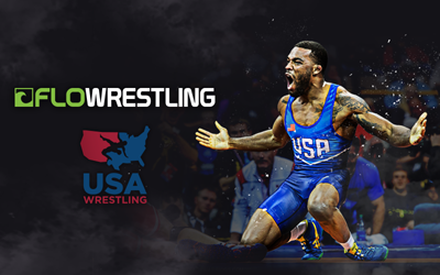 USA Wrestling extends partnership with digital sports network FloSports