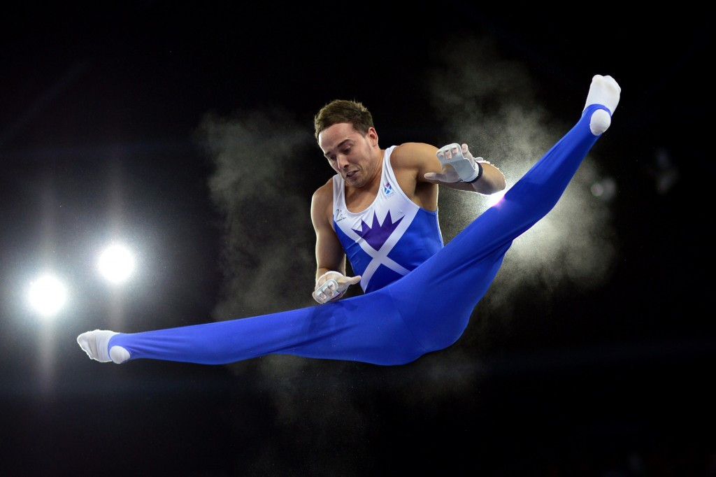 Glasgow 2014 gold medallist Keatings retires from gymnastics