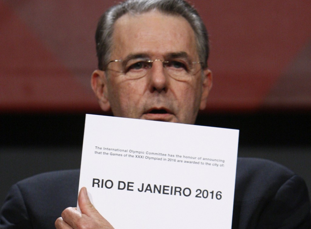 Madrid was beaten 66-32 by Rio de Janeiro in the vote for the 2016 Olympics ©Getty Images