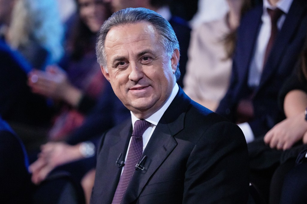 Russia's Deputy Prime Minister Vitaly Mutko has faced a lot of criticism over the anti-doping situation in the country ©Getty Images