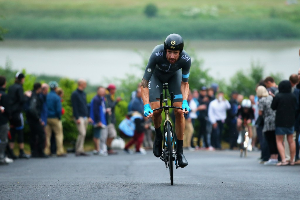 Ian Drake resigned following scrutiny by UKAD involving the contents of a package delivered to Sir Bradley Wiggins ©Getty Images