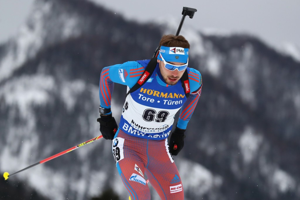 Shipulin claims first IBU World Cup victory of the season