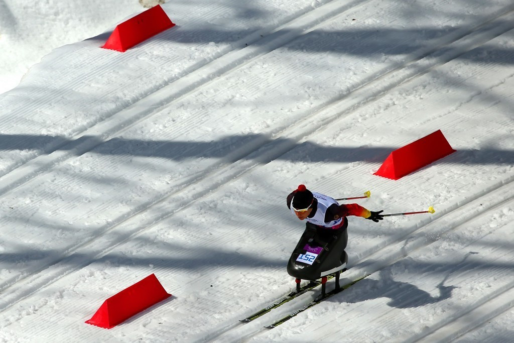 Andrea Eskau added the women's sitting biathlon event to her impressive medal haul this week ©Getty Images