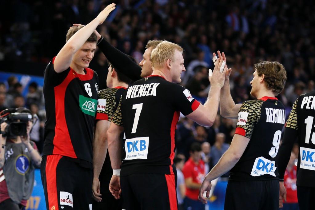 Germany beat Croatia in group decider at World Handball Championships