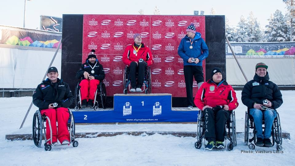 Brants claims victory in second seated bobsleigh competition of IBSF Para-sport World Cup