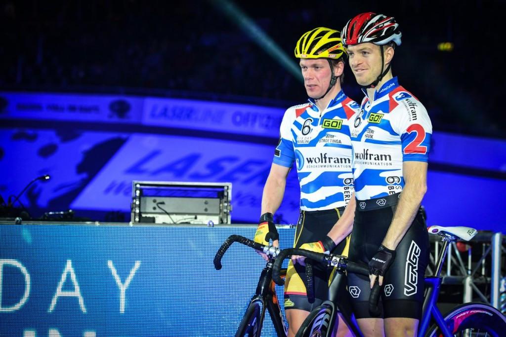 Stroetinga and Havik take lead at Berlin Six Day Series