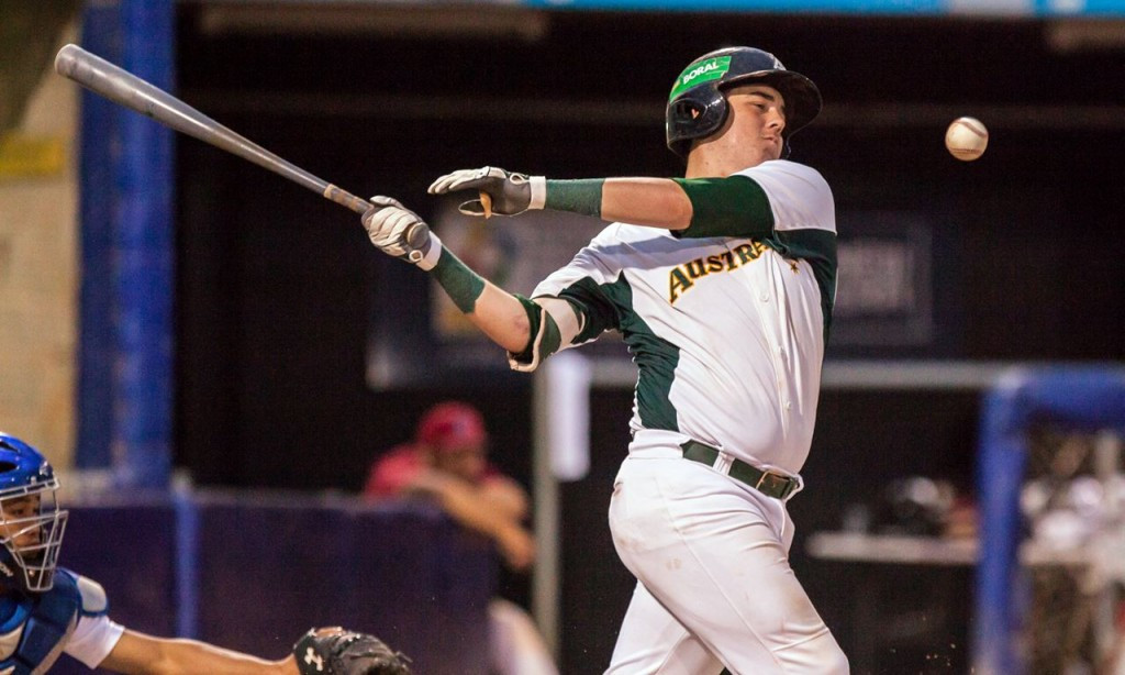 Australia have won the Under-18 Oceania Baseball Championship ©WBSC