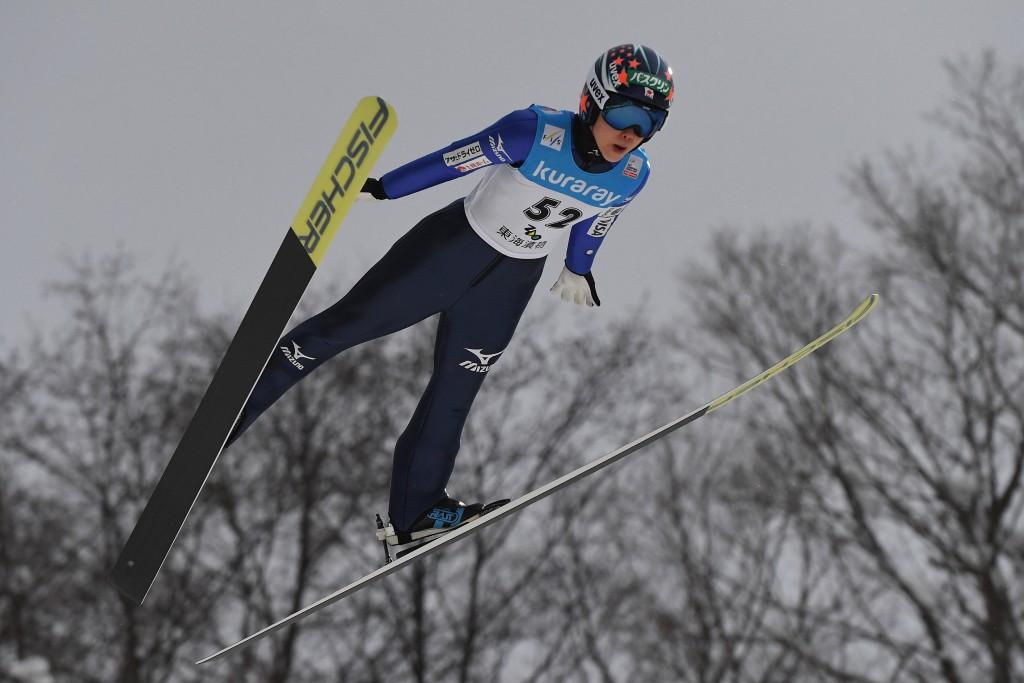 Ito wins again at FIS Ski Jumping World Cup