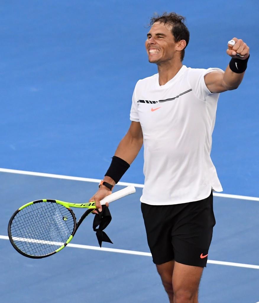 Nadal overcomes Zverev in five-set thriller at Australian Open