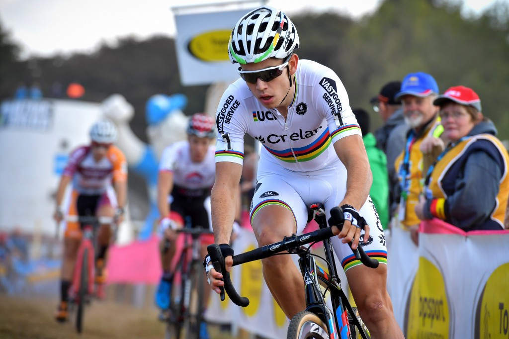 UCI Cyclo-Cross World Cup set for season's final round